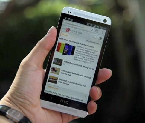 HTC One xuất hiện tại TP HCM