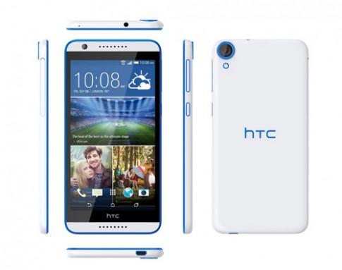 HTC ra bộ đôi Android chip lõi tứ giá từ 3 triệu đồng