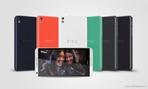 HTC ra phablet và smartphone tầm trung dòng Desire