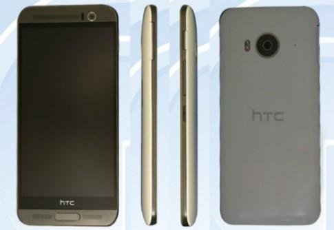 HTC ra thêm One M9 phiên bản vỏ nhựa, có cảm biến vân tay
