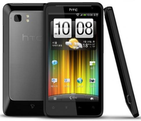 HTC Raider 4G dual core 1,5GHz xuất hiện tại Hàn Quốc