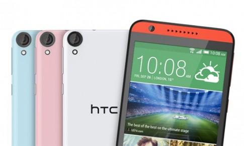 HTC sắp có phablet chụp hình 20 'chấm', RAM 3 GB