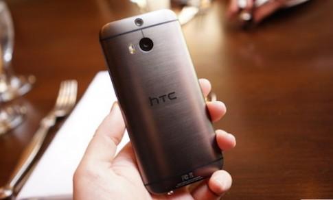 HTC sắp ra M8 Eye với camera kép 13 megapixel