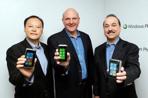 HTC sẽ có điện thoại mới chạy Windows Phone Apollo