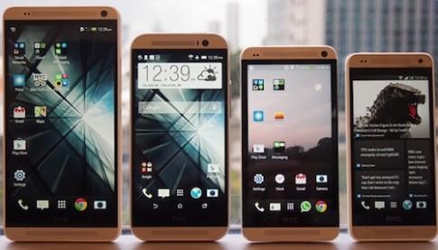 HTC sẽ tập trung vào điện thoại chụp selfie và chống nước