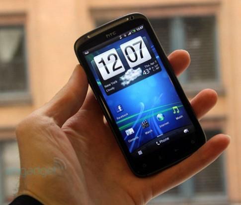 HTC Sensation 4G được tăng tốc lên 1,5 GHz
