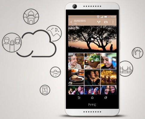 HTC thêm smartphone Desire 4 nhân giá tốt, camera 13 'chấm'