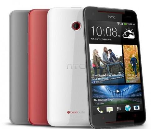 HTC tung ra Butterfly S với pin lớn hơn Note II, cấu hình giống One