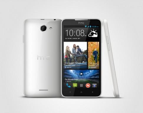 HTC tung ra Desire 516 tầm trung chạy Sense 5.5