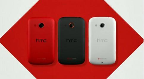 HTC tung video giới thiệu smartphone Desire C