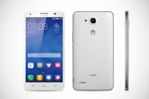 Huawei giới thiệu smartphone 8 nhân tại Việt Nam