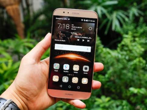 Huawei ra G7 Plus cấu hình mạnh, giá 9 triệu đồng