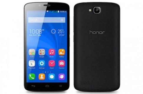 Huawei ra smartphone lõi tứ giá 2,5 triệu đồng