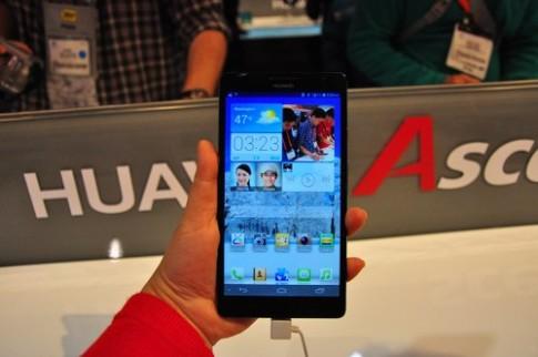 Huawei sản xuất vi xử lý 8 lõi cho tablet và di động