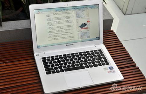 IdeaPad U310 và U410 giá từ 740 USD