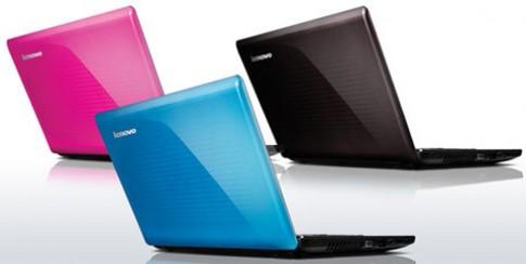 IdeaPad Z470 - phong cách và đa năng