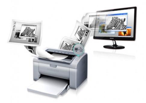 In ấn hiệu quả và tiết kiệm cùng Samsung ML-2161