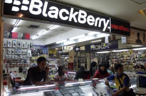 Indonesia có thể cấm BIS của BlackBerry vì lý do an ninh