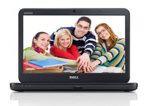 Inspiron N4050, laptop Core i3 giá rẻ nhất của Dell