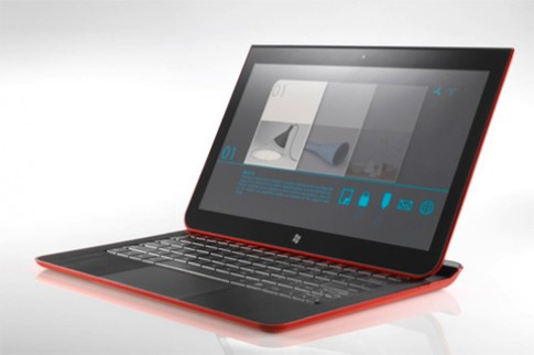 Intel chi 1.000 USD sản xuất ultrabook 'lai' tablet