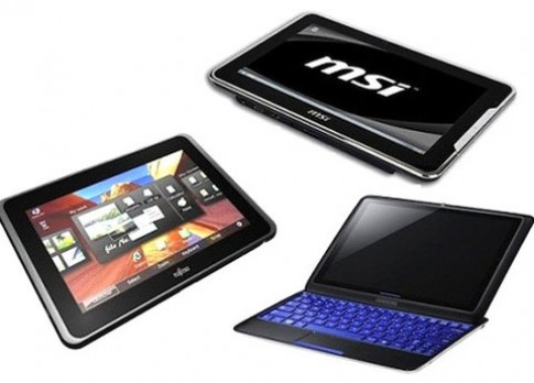 Intel công bố nền tảng Intel Atom cho máy tính bảng