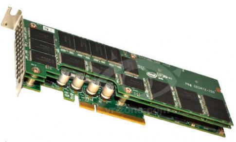 Intel nâng cấp dung lượng SSD lên 800GB