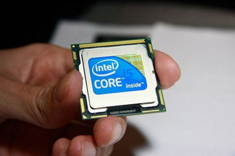 Intel ra chip Sandy Bridge Core i5 và Celeron mới