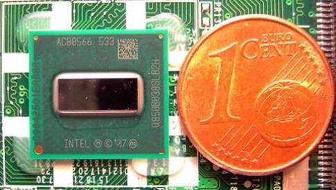 Intel sắp có chip Atom cho máy tính bảng