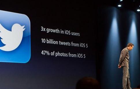 iOS 5 chiếm 80% thị phần iOS