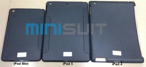 iPad 5 được cho là xuất hiện ngay tháng 4