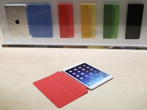 iPad Air - đối thủ mới của Galaxy Note 10.1 và Surface 2