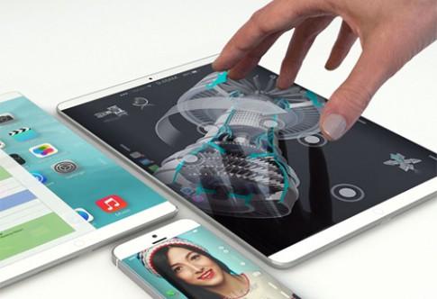 iPad Air và iPad Mini Retina mới sẽ trình làng ngày 21/10