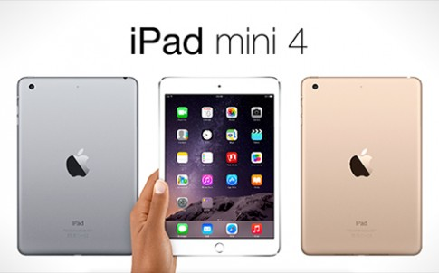 iPad Mini 4 có hiệu năng ngang iPhone 6