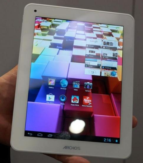 'iPad Mini' giá rẻ của Archos