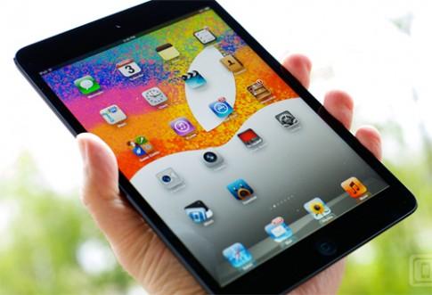 iPad Mini màn hình Retina bắt đầu bán