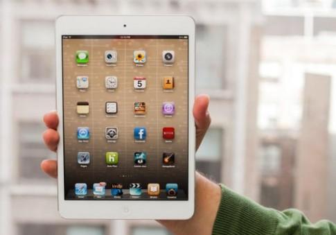 iPad Mini mới sẽ ra mắt quý III năm nay với màn hình Retina