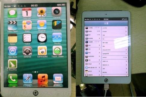 iPad Mini 'nhái' có chức năng gọi điện