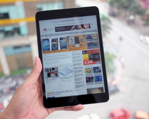 iPad Mini Retina bản rẻ nhất còn 6,8 triệu đồng