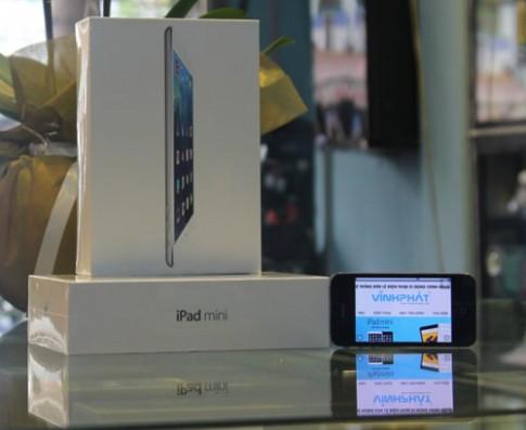 iPad Mini Retina phiên bản 4G giá từ 13,8 triệu đồng