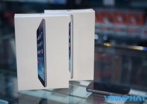 iPad Mini Retina về Việt Nam, giá từ 10,2 triệu đồng