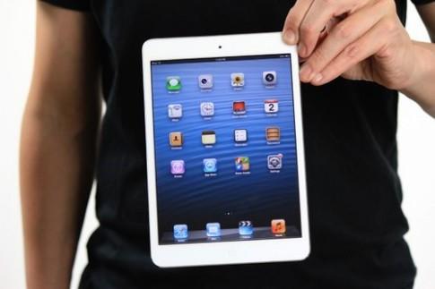 iPad Mini sắp ra mắt có thể không dùng màn hình Retina