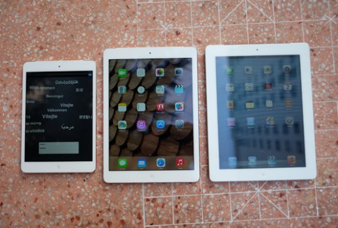 iPad Pro màn hình 12,9 inch có thể ra mắt đầu năm sau