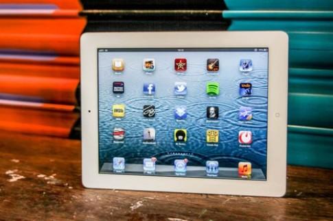 iPad thế hệ mới có microphone chống ồn