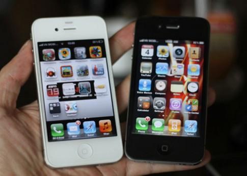 iPhone 4 8GB bắt đầu về Việt Nam