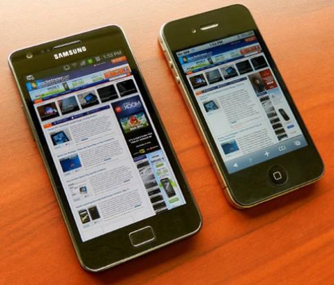 iPhone 4 vẫn là smartphone mỏng nhất thế giới