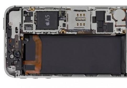 iPhone 4S chỉ có 512MB RAM