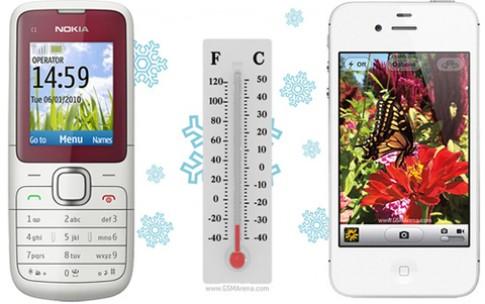iPhone 4S chịu nhiệt kém hơn Nokia N9