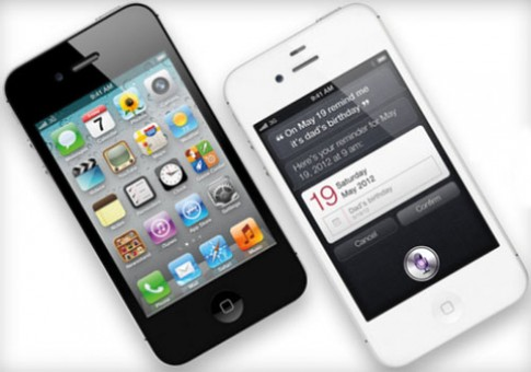 iPhone 4S 'được lòng' người dùng hơn iPhone 4