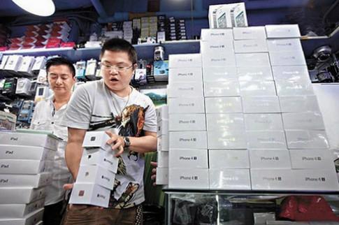 iPhone 4S sắp có mặt tại 22 thị trường mới