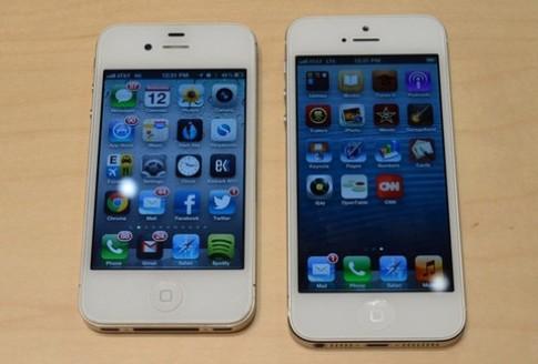 iPhone 5 bị ví là iPhone 4S kéo dài